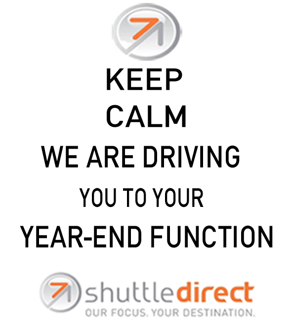 year-end function transfers; company party transfers; group transfers; group shuttles; year end shuttle; private shuttle; private group shuttle